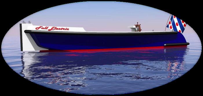 Boot eigen ontwerp